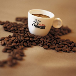Mokarabia coffee: a Neapolitan's choice