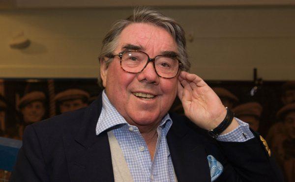 C3M0HH Comedian, Ronnie Corbett