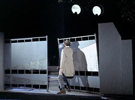 Jacques Tati was a genius at telling stories through sound.